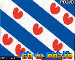 23-Sep-2021 11:39:54 UTC de PD2F
